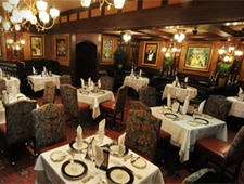 THIS RESTAURANT HAS CHANGED LOCATIONS The Ritz Restaurant & Garden, Newport Beach, CA