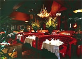 Dining room at Savannah Chop House, Laguna Niguel, CA