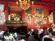 Dining room at Ralph Brennan's Jazz Kitchen, Anaheim, CA
