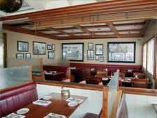 Dining room at Bluewater Grill, Newport Beach, CA