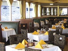 Dining Room at Harborside Restaurant & Grand Ballroom, Newport Beach, CA