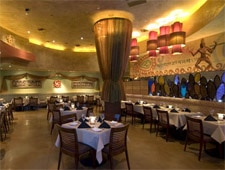 Dining room at THIS RESTAURANT IS CLOSED Chakra Cuisine, Irvine, CA