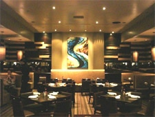Dining Room at Bluewater Grill, Tustin, CA