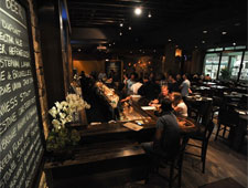 Dining Room at Haven Gastropub, Orange, CA