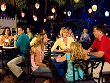 Dining Room at Blue Bayou, Anaheim, CA