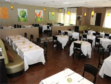 Dining room at Il Barone Ristorante, Newport Beach, CA