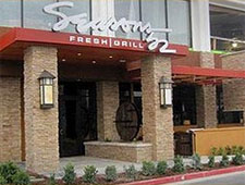 Dining Room at Seasons 52, Costa Mesa, CA