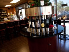 Dining Room at OC Wine Mart & Tasting Bar, Irvine, CA
