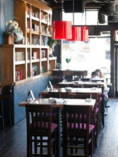 Dining Room at Chapter One: The Modern Local, Santa Ana, CA