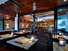 Dining room at Asada Laguna, Laguna Beach, CA