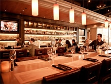 Dining room at Paul Martin's American Grill, Irvine, CA