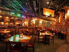 Dining room at Trapper's Fishcamp & Grill, Oklahoma City, OK