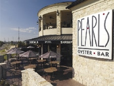 Dining room at Pearl's Oyster Bar, Oklahoma City, OK