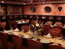 Dining room at Christini's Ristorante Italiano, Orlando, FL