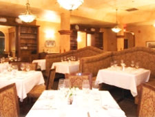 Dining room at Antonio's La Fiamma, Maitland, FL