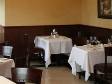 Dining room at Rocco's Italian Grille & Bar, Winter Park, FL