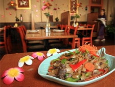 Dining room at Thai Blossom, Winter Garden, FL
