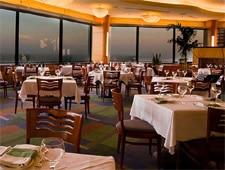 Dining room at Disney's California Grill, Lake Buena Vista, FL
