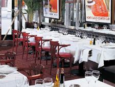 THIS RESTAURANT IS TEMPORARILY CLOSED Brasserie Lutetia, Paris, france