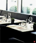 Dining Room at Pinxo, Paris,