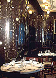 Dining room at Prunier, Paris, france