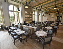 Dining Room at Mini Palais, Paris,
