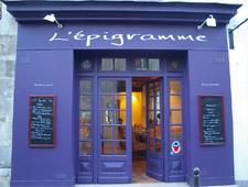 L'Epigramme, Paris, france