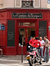 La Cantine du Troquet, Paris, france