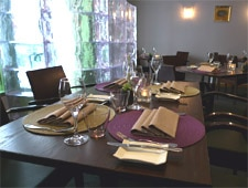 Dining Room at 35° Ouest, Paris,