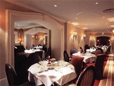 Dining Room at Findi, Paris,
