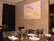 Dining Room at Restaurant L