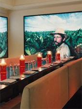 Dining Room at Alma de Cuba, Philadelphia, PA