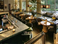 Dining room at Lacroix at The Rittenhouse, Philadelphia, PA
