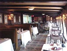 Dining Room at Moshulu, Philadelphia, PA