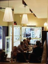 Dining Room at Tria, Philadelphia, PA