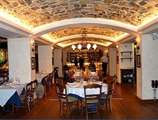 Dining Room at Estia, Philadelphia, PA
