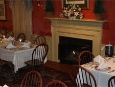 Dining Room at General Warren Inne, Malvern, PA