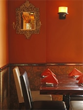 Dining room at Isabella, Conshohocken, PA