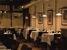 Dining Room at Il Pittore, Philadelphia, PA