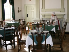 Dining Room at City Tavern, Philadelphia, PA