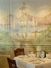 Dining room at Giumarello's, Westmont, NJ