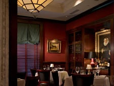 Dining Room at The Capital Grille, Pittsburgh, PA