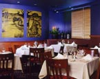 Dining Room at El Gaucho, Portland, OR
