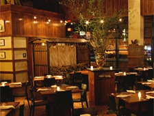 Dining Room at Nostrana, Portland, OR