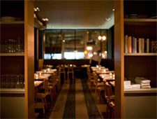 Dining Room at Gruner, Portland, OR