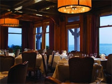 The Dining Room at the Castle Hill Inn & Resort, Newport, RI