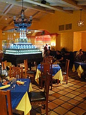 Dining Room at Adobe Grill, La Quinta, CA