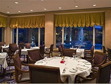 Dining Room at Sirocco, Indian Wells, CA