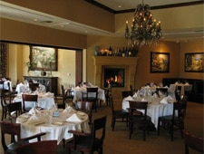 Dining Room at La Spiga Ristorante Italiano, Palm Desert, CA