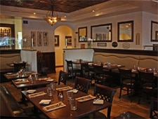 Dining Room at La Brasserie Bistro & Bar, La Quinta, CA